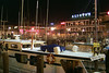 Fishermans Wharf by night, San Francisco, CA, USA