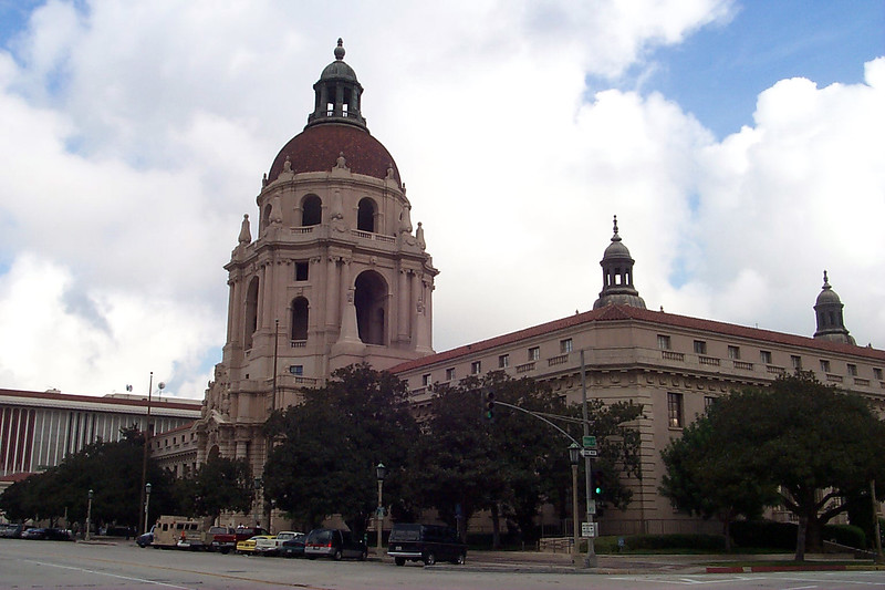 Pasadena City Hall, CA,USA