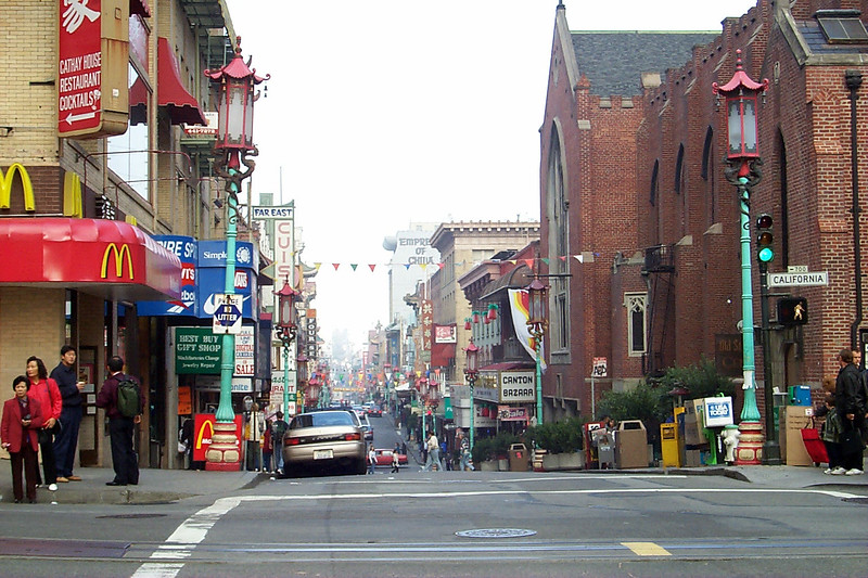Chinatown, San Francisco, CA, USA