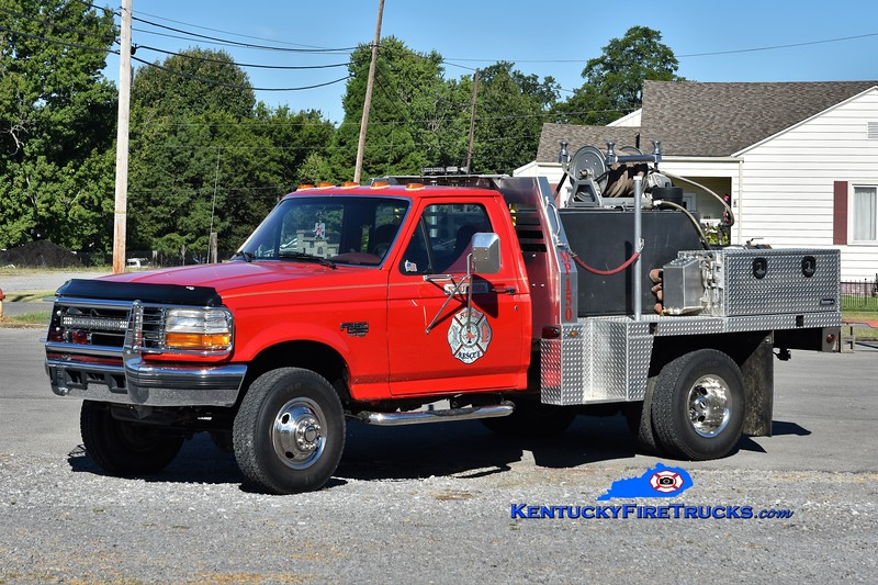 Sturgis  Mini-Pumper 150<br /> 1996 Ford F-350 4x4/2012 Martins 250/250<br /> Greg Stapleton photo