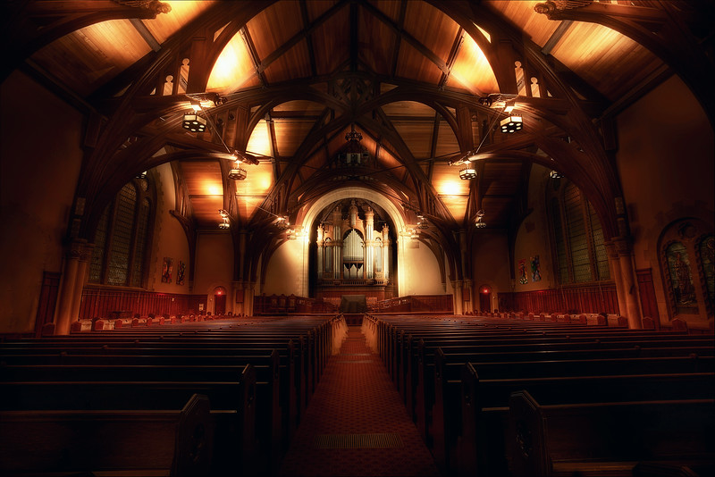 Vassar College Chapel