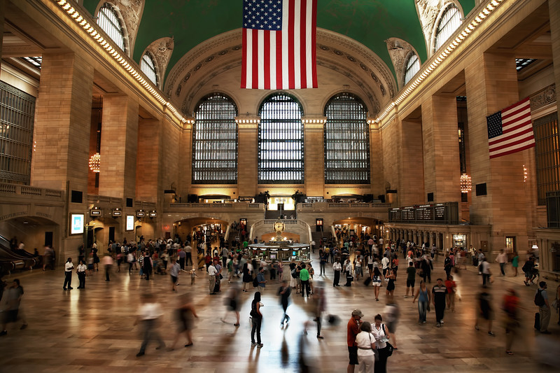 Grand Central Terminal-NYC