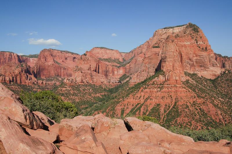 Kolob Canyon mountains<br /> best print size - 8x12 or 12x18