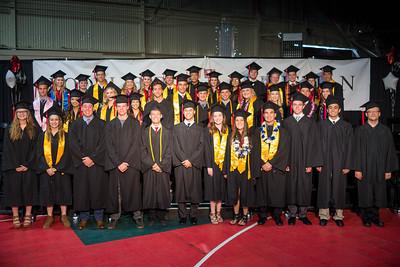 WCHS Graduation 2016