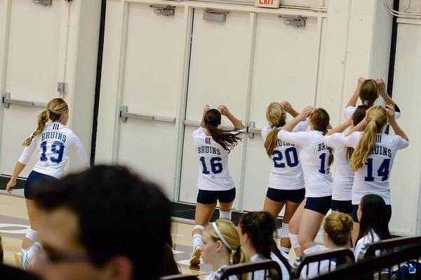 UCLA Women's Volleyball vs. Albany @ Gersten Pavilion, LMU