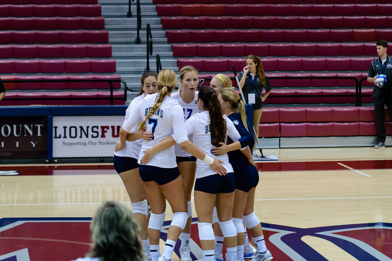 UCLA Women's Volleyball vs. Albany @ Gersten Pavilion, LMU