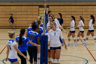 UCLA Women's Volleyball Alumnae Game @ Collins Court, Wooden Center