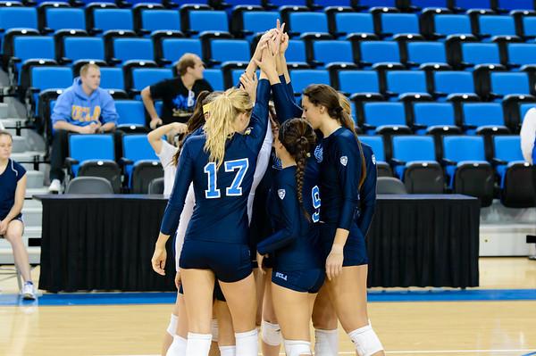 UCLA Women's Volleyball vs. Utah @ Pauley Pavilion