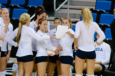 UCLA Women's Volleyball vs. Washington @ Pauley Pavilion
