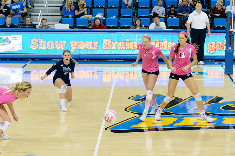 UCLA Women's Volleyball vs. Washington State @ Pauley Pavilion