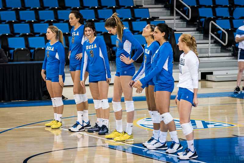 UCLA Women's Volleyball vs. Colorado @ Pauley Pavilion
