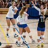 UCLA Women's Volleyball vs. Loyola Marymount @ Collins Court, Wooden Center