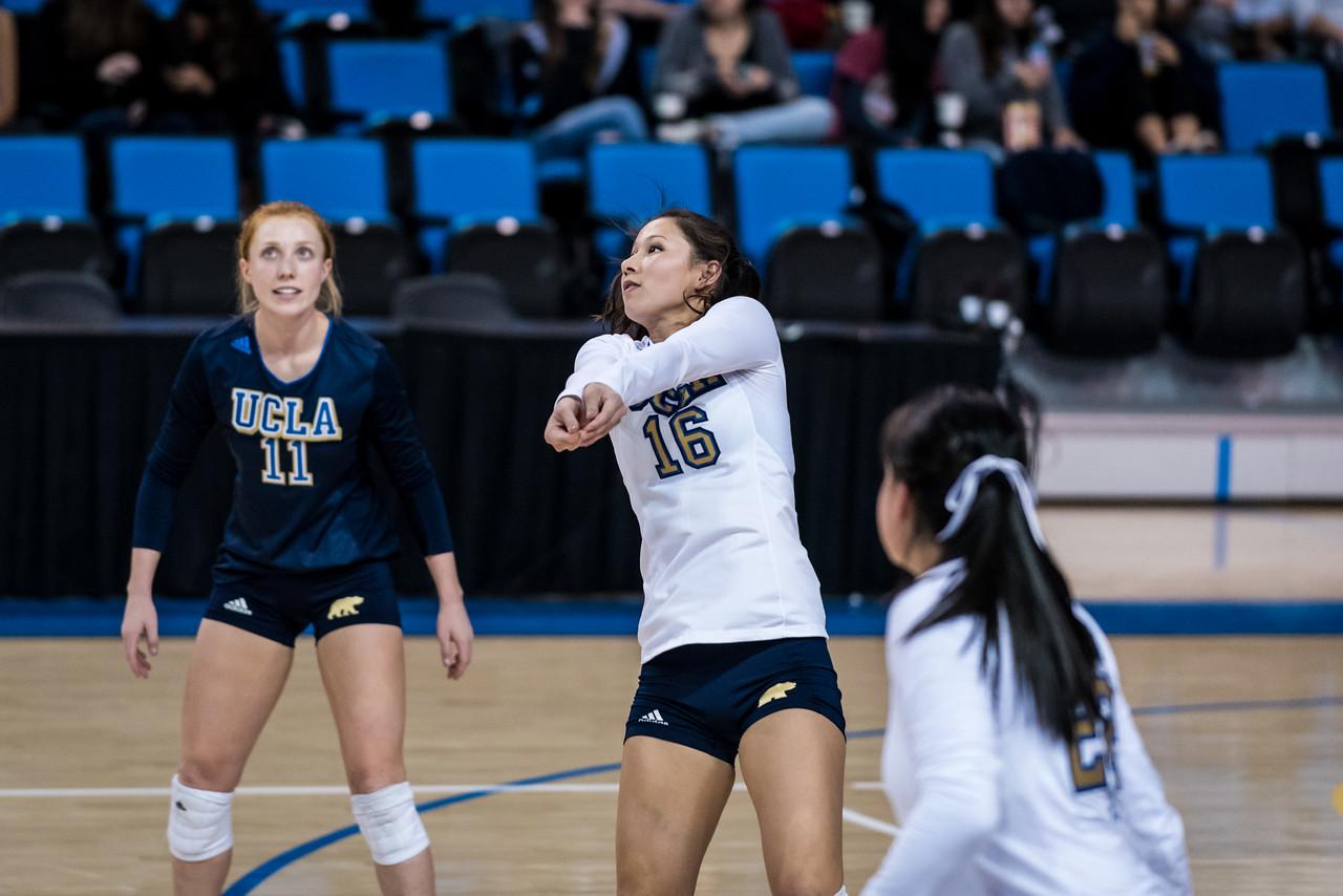 UCLA Women's Volleyball vs. Stanford @ Pauley Pavilion