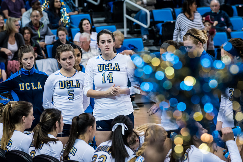 UCLA Women's Volleyball vs. Stanford @ Pauley Pavilion