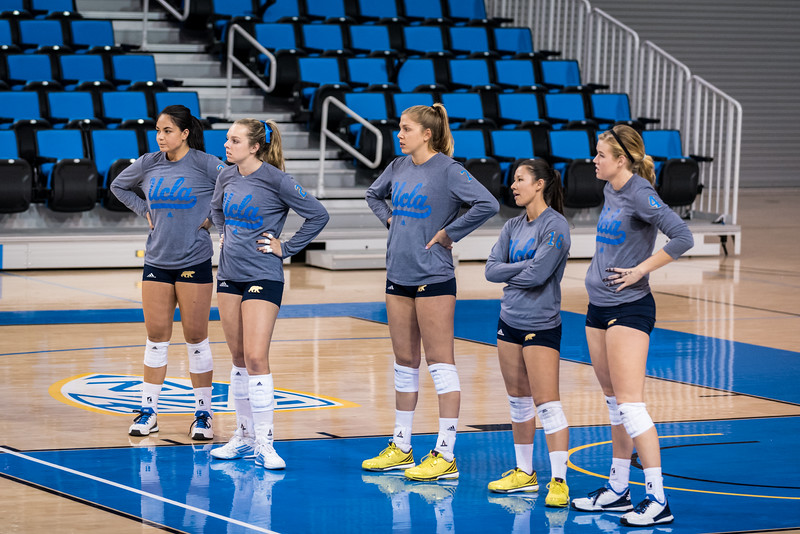 UCLA Women's Volleyball vs. Utah @ Pauley Pavilion