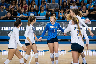 UCLA Women's Volleyball vs. Arizona  @ Pauley Pavilion