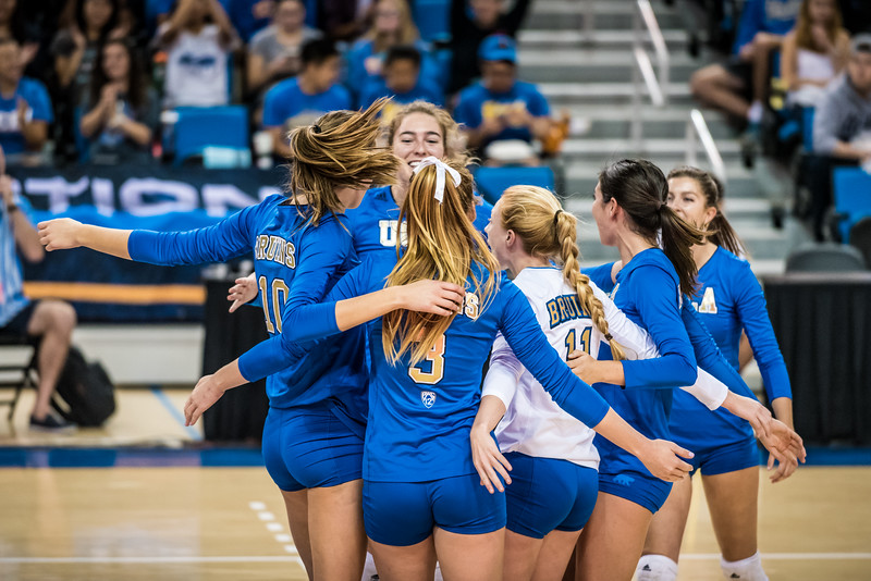 UCLA Women's Volleyball vs. Arizona State @ Pauley Pavilion