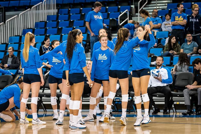 UCLA Women's Volleyball vs. Baylor   @ Pauley Pavilion