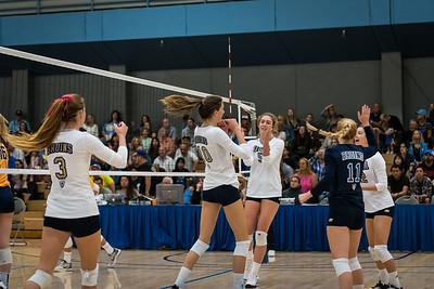 UCLA Women's Volleyball vs. Cal  @ Collins Court, John Wooden Center