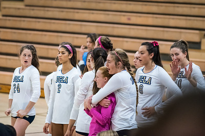 UCLA Women's Volleyball vs. Colorado @ Collins Court, John Wooden Center