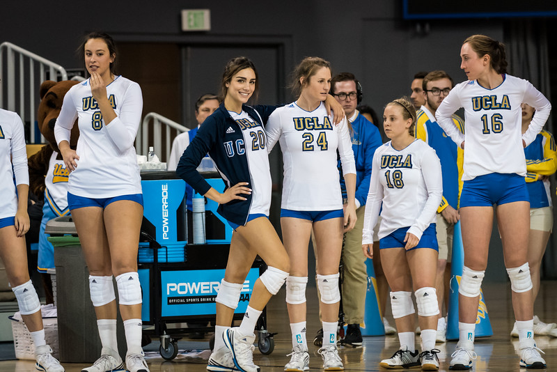 UCLA Women's Volleyball vs. Murray State @ Pauley Pavilion