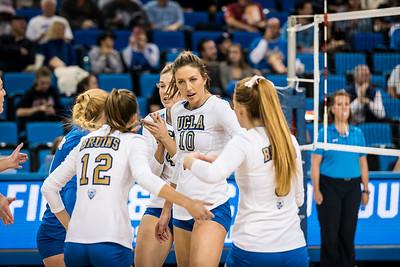 UCLA Women's Volleyball vs. Murray State @ Pauley Pavilion