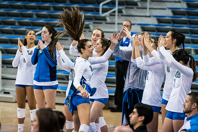 UCLA Women's Volleyball vs. Oregon State  @ Pauley Pavilion