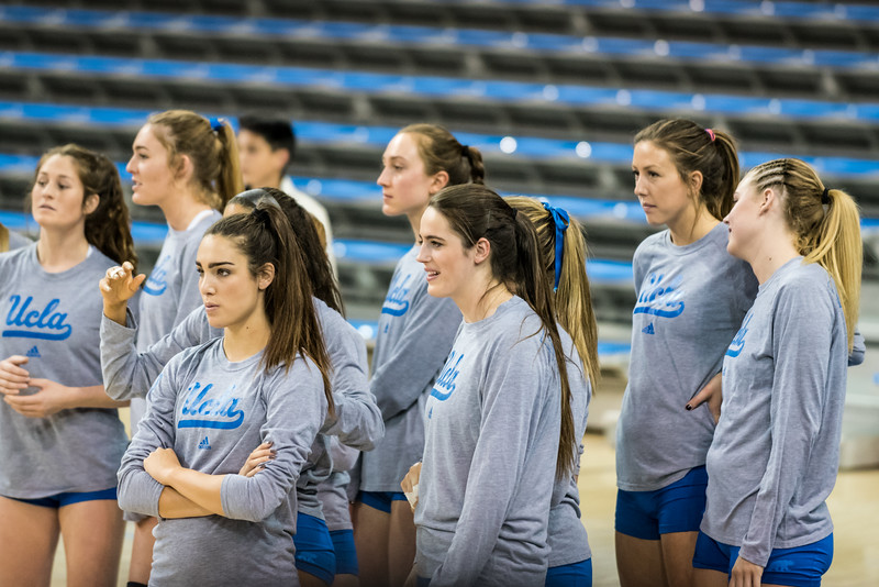 UCLA Women's Volleyball vs. USC @ Pauley Pavilion