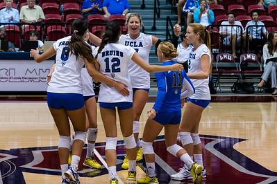 UCLA Women's Volleyball vs. Binghamton @ Gersten Pavilion, LMU