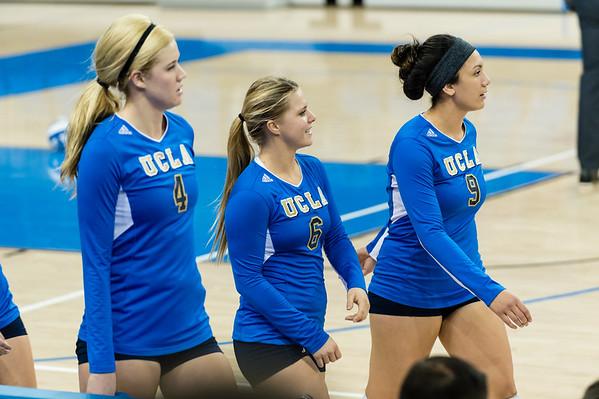 UCLA Women's Volleyball vs. LIU Brooklyn @ Pauley Pavilion (NCAA Tournament - Round 1)