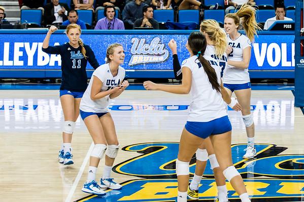 UCLA Women's Volleyball vs. Long Beach State @ Pauley Pavilion (NCAA Tournament - Round 2)