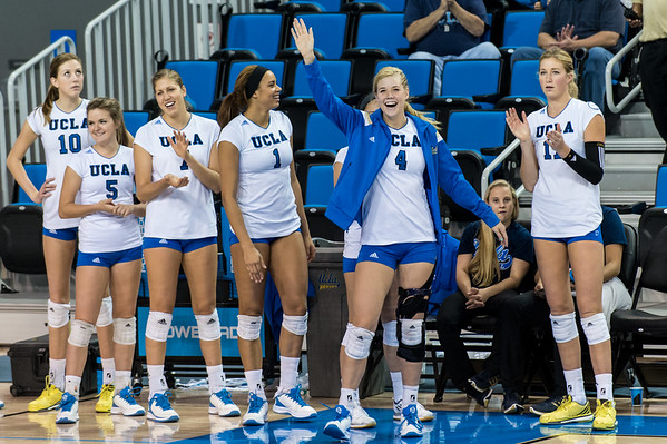 UCLA Women's Volleyball vs. Long Beach State @ Pauley Pavilion (NCAA Tournament - Round 2)