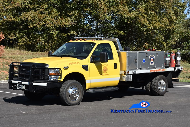 Alvaton  Squad 24<br /> x-Squad 22 <br /> 2009 Ford F-350 4x4/Trailer World/FD 250/250<br /> Greg Stapleton photo