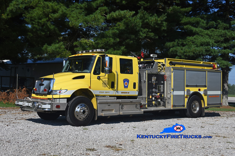 Alvaton Engine 24<br /> x-Engine 28 and 23 <br /> 2012 International 4400/Pierce 1250/1000/30 <br /> Kent Parrish