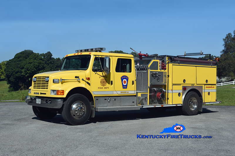 Alvaton Engine 22<br /> x-Engine 26 <br /> 1996 Interntional 4900/E-One 1250/1000 <br /> Kent Parrish photo