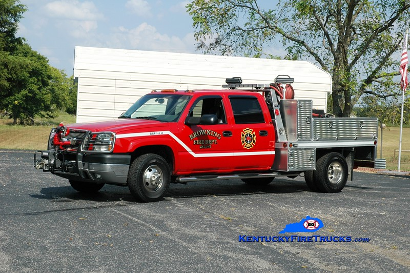 <center> Browning  Brush 11 <br> 2003 Chevy 3500 4x4/Pro-Poly 250/300 <br> Greg Stapleton photo </center>