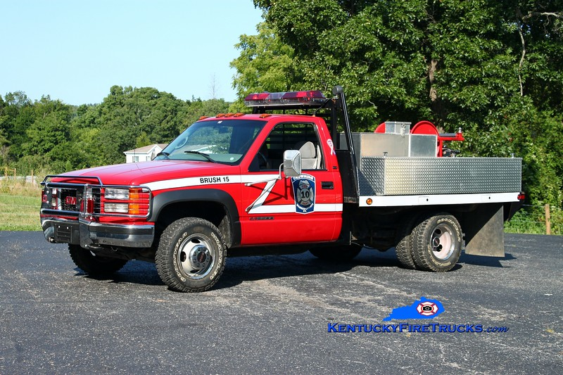 <center> Browning  Brush 15 <br> 1999 GMC 3500 4x4/Stewarts 250/250 <br> Kent Parrish photo </center>