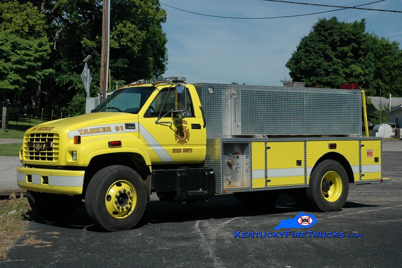 <center> Plano  Tanker 91 <br> 1997 Chevy C7500/Wimpee's Welding 0/1500 <br> Greg Stapleton photo </center>