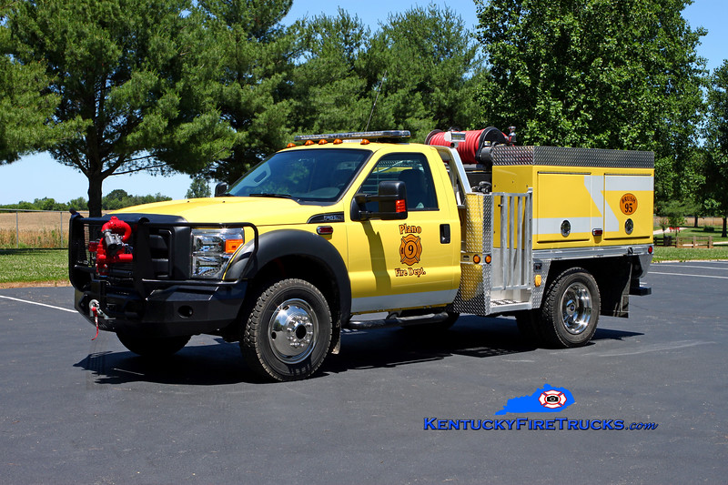 Plano  Brush 95<br /> 2014 Ford F-450 4x4/Southeast 250/250/10<br /> Kent Parrish photo