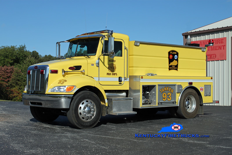 <center> Plano  Tanker 93 <br> 2006 Peterbilt 335/Wynn 500/1500 <br> Kent Parrish photo </center>