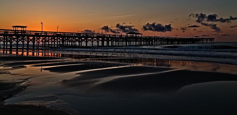 Springmaid Beach Pier, Myrtle Beach SC