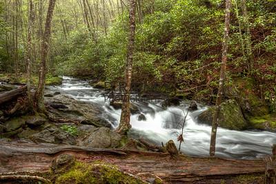 Laurel Creek, North Carolina