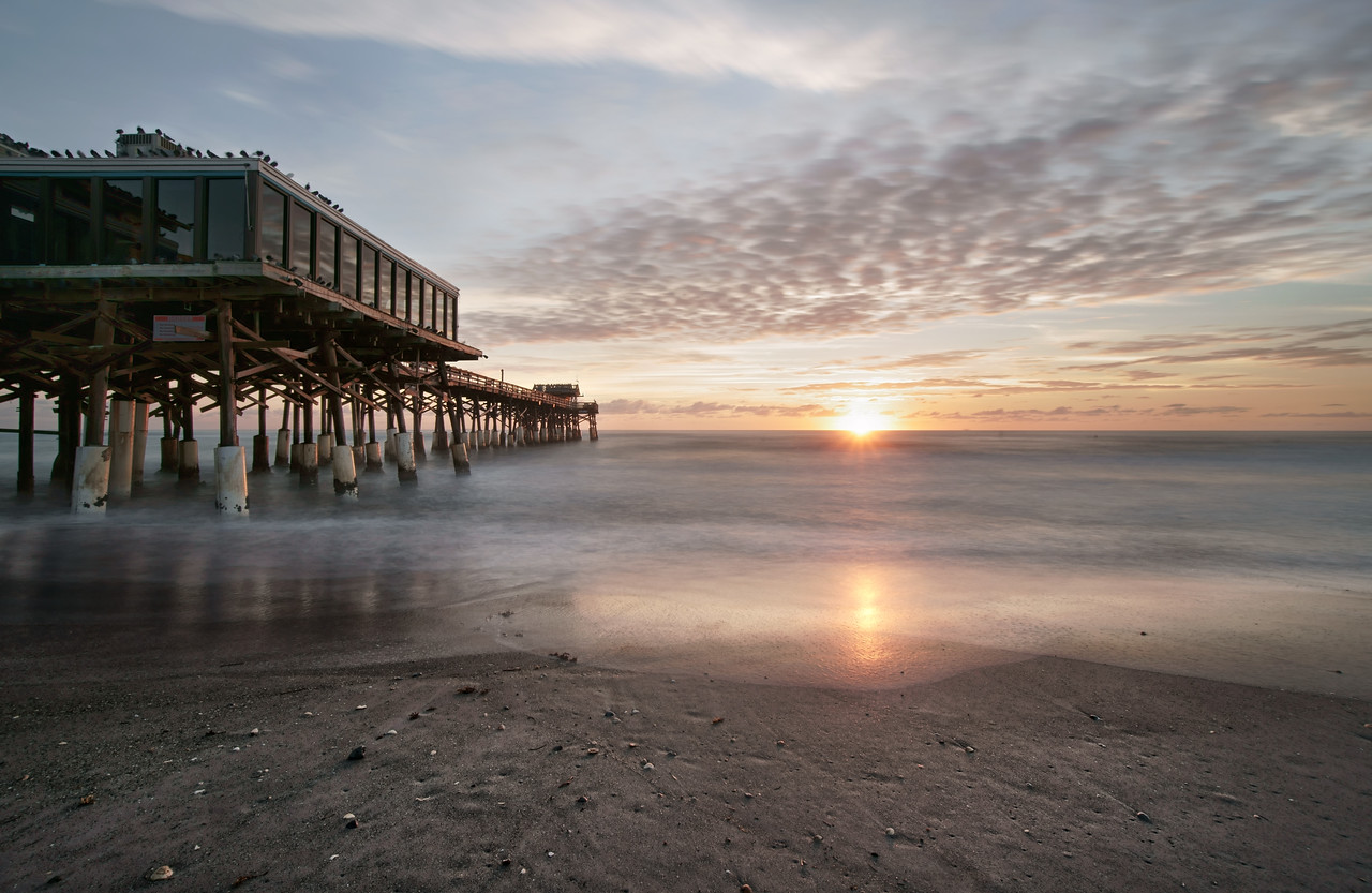 Cocoa Beach, Florida, USA.