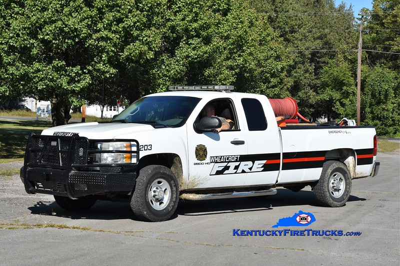 Wheatcroft Brush 203 <br /> 2010 Chevy 2500 4x4/CET 250/250<br /> Greg Stapleton photo