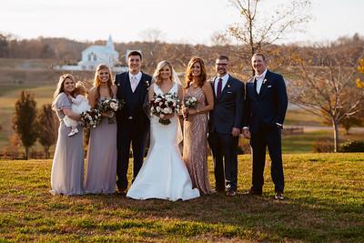 Gardenshire Wedding - Family -1