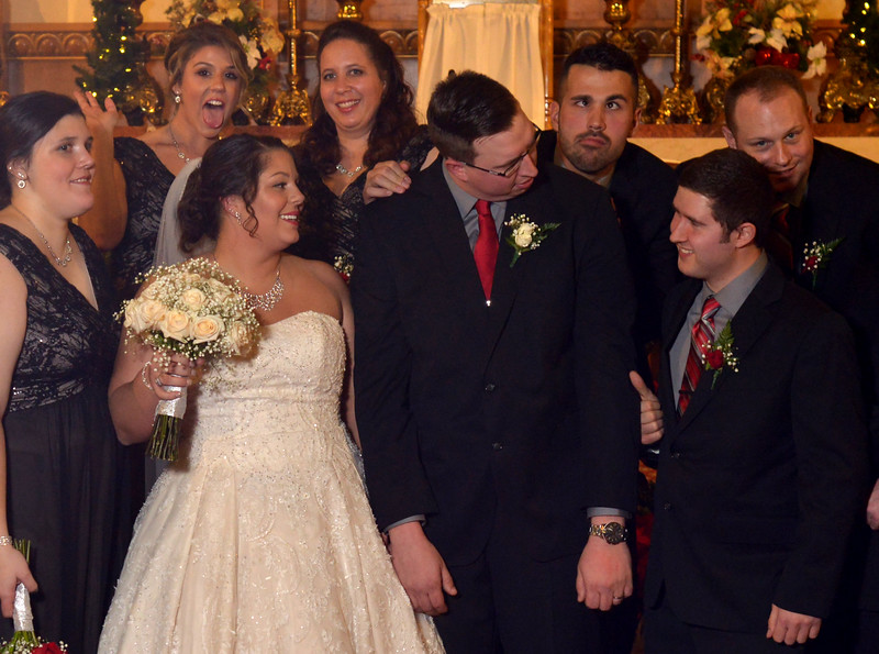 Scavo Ackley Wedding