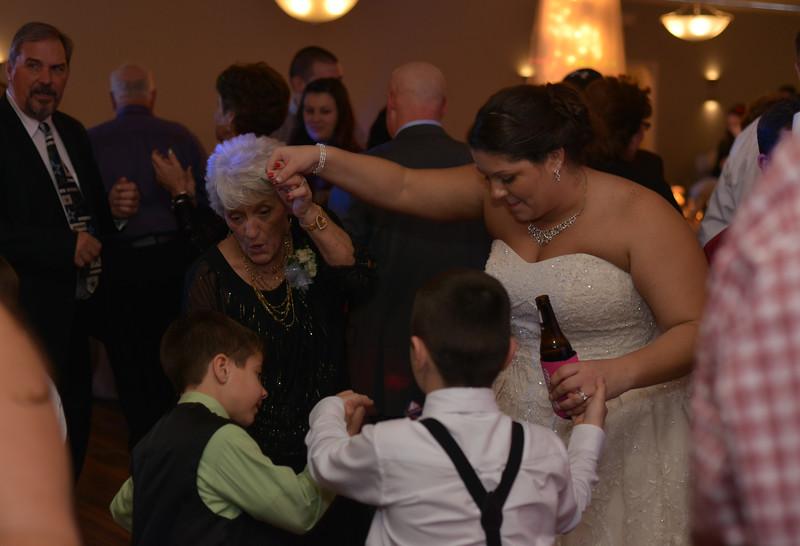 Scavo Ackley Wedding