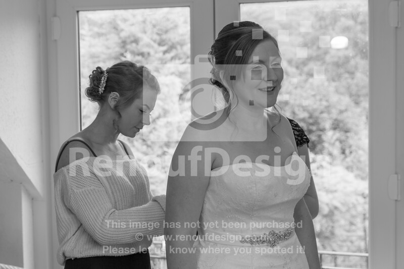 """Getting Ready to say """"I do"""""""