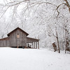 Photography Museum, West Point on the Eno, in the snow<br /> best print size - 8x12 or 12x18