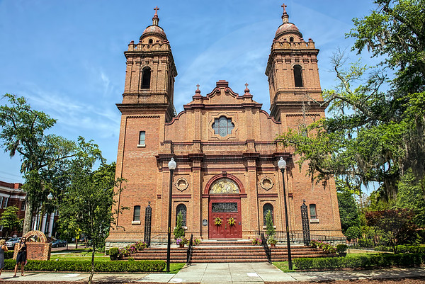 Wilmington_Basilica Shrine of St  Mary_4424